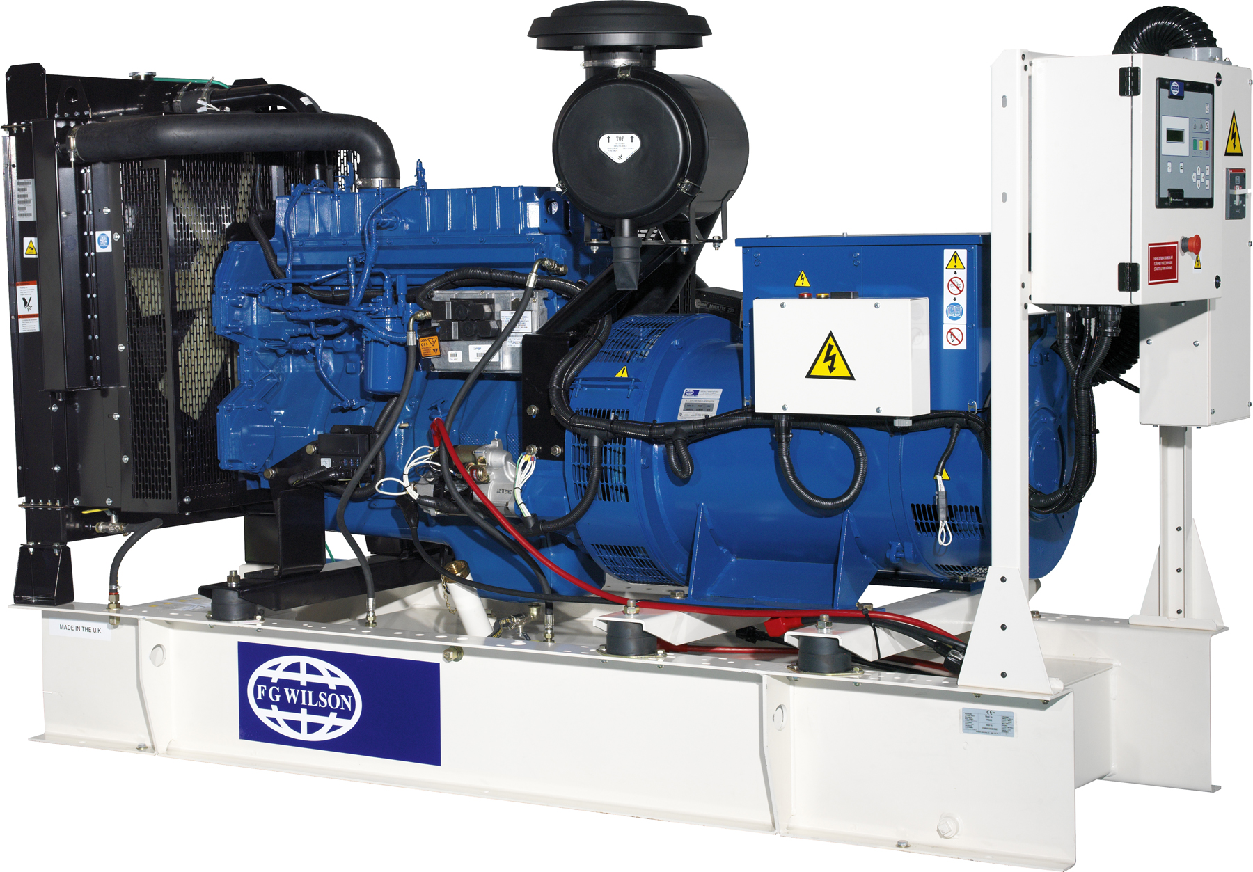 26 - 200 kVA - Genpower Australia - Design and Manufacture Diesel Power  Generators (FG Wilson), Enclosures and Switchboards for Australian  industries.